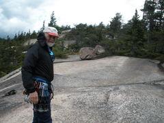 "Rock Climbing Photo: ""Boulder Photo"" - the 4 ft high boulder ..."