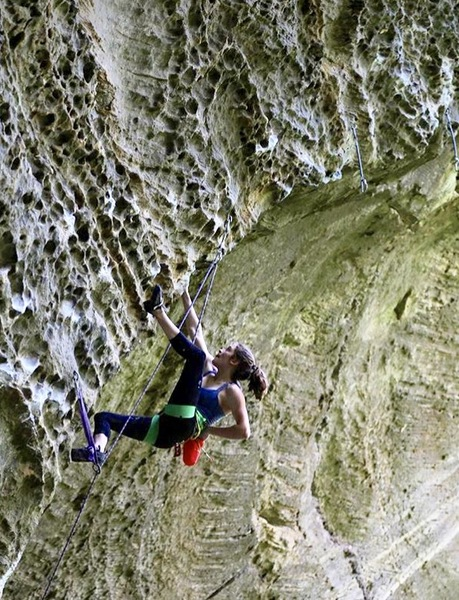 Rock Climbing Photo: Kaleidoscope rrg