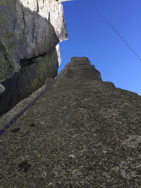 Rock Climbing Photo: Off the Wall