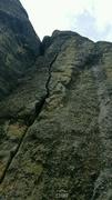 Rock Climbing Photo: Beautiful splitter