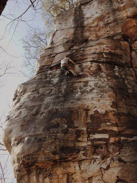 Very fun climb!