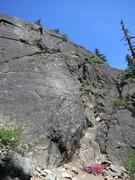 Rock Climbing Photo: Route