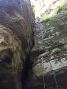 Rock Climbing Photo: Route 48