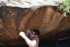 Rock Climbing Photo: Lithologic