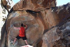 Rock Climbing Photo: Rocking Cradle