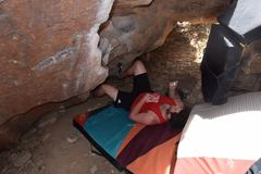 Rock Climbing Photo: Lobster Claw
