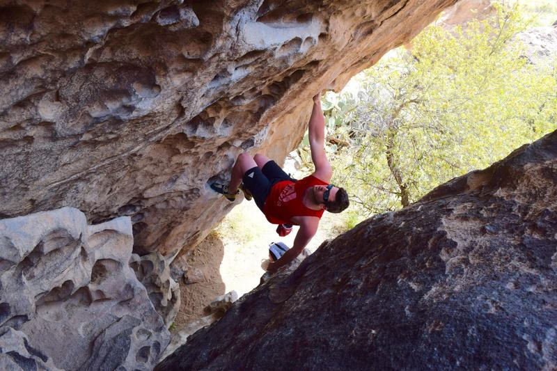Rock Climbing Photo: Ghetto Simulator