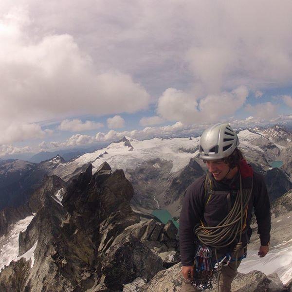 Forbidden Peak, WA.