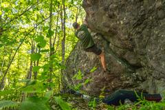 Rock Climbing Photo: I want my Razorback Razorback Razorback Crack! Sha...