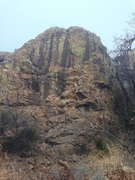 Rock Climbing Photo: Maybe?