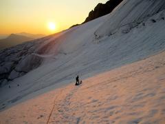 Rock Climbing Photo: athabasca