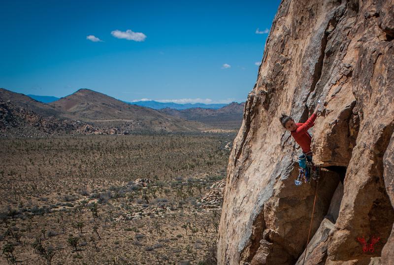Rock Climbing Photo: photographer: Ying Lau