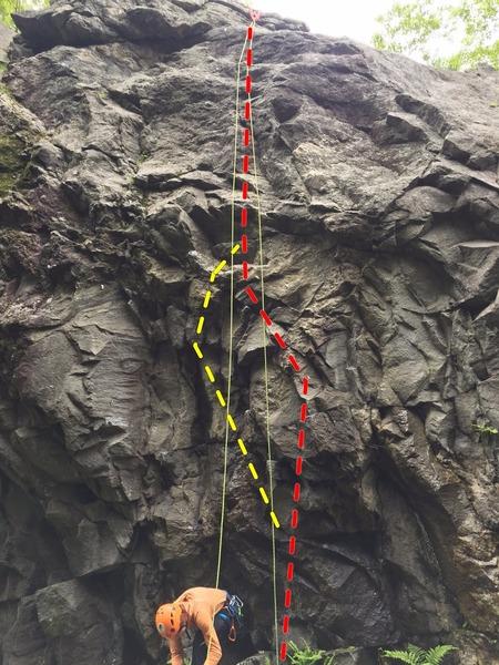 Rock Climbing Photo: Chris Hanger