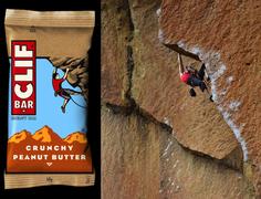 Rock Climbing Photo: Uncanny resemblance!