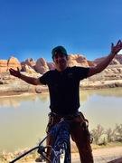 Rock Climbing Photo: Wall Street, Moab