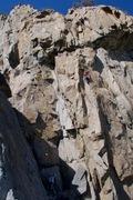 Rock Climbing Photo: Short Stuff.