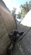 Rock Climbing Photo: Black Plague