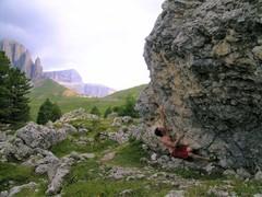 Rock Climbing Photo: Dolomites, 2005