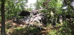 Rock Climbing Photo: Pano of The Quarry