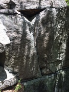 Rock Climbing Photo: Which line is this?? The Closer? at The Quarry.
