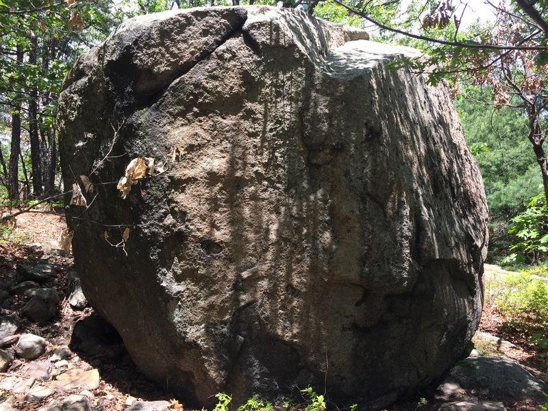 Rock Climbing Photo: Little Mario