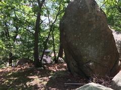 Rock Climbing Photo: Big Mario