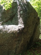 Rock Climbing Photo: Fenway 12 (F12) - Does this boulder have a name?