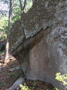 Rock Climbing Photo: The Sleeping Giant