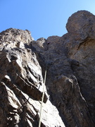 Rock Climbing Photo: The cliffs of insanity