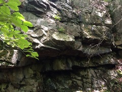 Rock Climbing Photo: Dungeon Rock Area - DR14