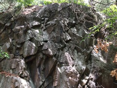 Rock Climbing Photo: Dungeon Rock Area - DR16