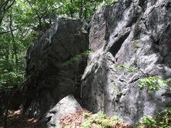 Rock Climbing Photo: Dungeon Rock Area - DR17
