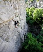 Rock Climbing Photo: Drunk Punk Oi