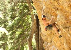 Rock Climbing Photo: Left Pile