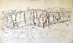 Rock Climbing Photo: Rapange - MCZ route drawing