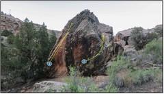 Rock Climbing Photo: 2. Life During Peacetime.