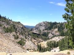 Rock Climbing Photo: Hints of the impeccable granodiorite domes around ...