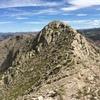 Fun hike up Pagosa Peak, CO