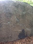 Rock Climbing Photo: Black Wall