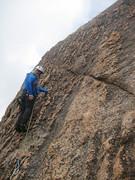 Rock Climbing Photo: Crossing the Milky Way. Photo courtesy Chris Schro...