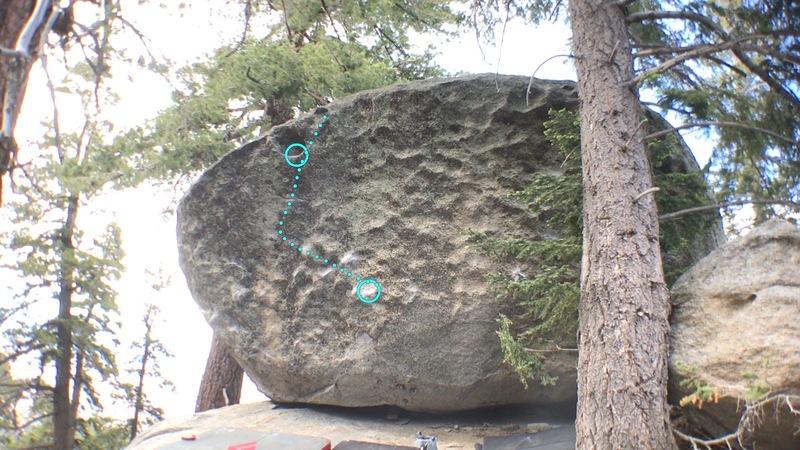 Rock Climbing Photo: Free Mason