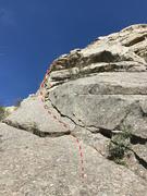 Rock Climbing Photo: Stage Left