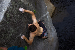 Rock Climbing Photo: Isaiah