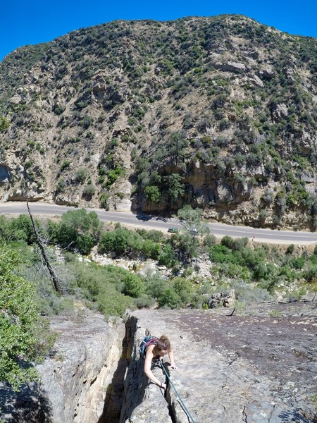 Rock Climbing Photo: photo: ab