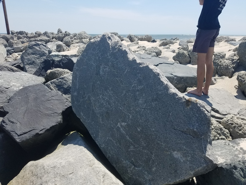 Rock Climbing Photo: Photo of boulder.