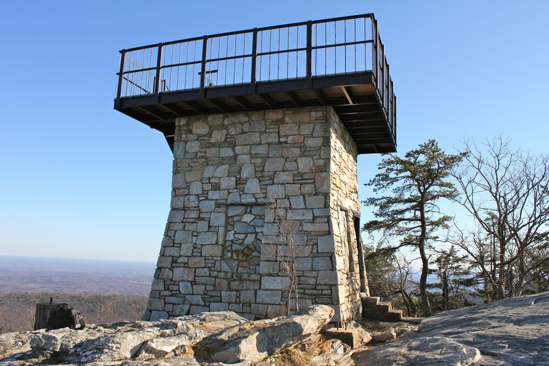 Rock Climbing Photo: Lookout Tower