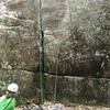 Base of the crack!!