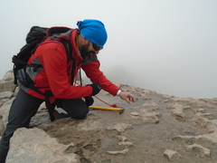 Rock Climbing Photo: Mt. Evans, CO.