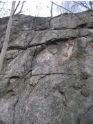 Rock Climbing Photo: Full Value Face