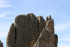 Rock Climbing Photo: aaron and jay on HP